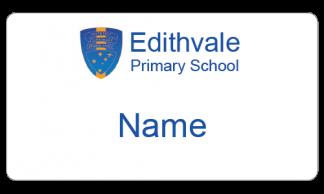 Edithvale Primary School staff name badge