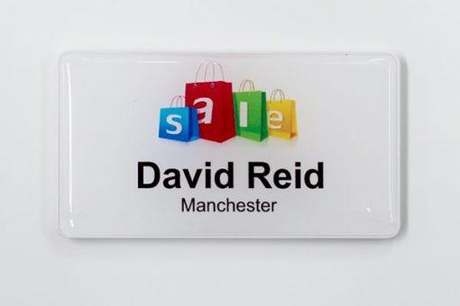 Match Up large badge